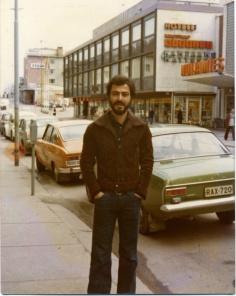 Abdul in Lappeenranta 1970