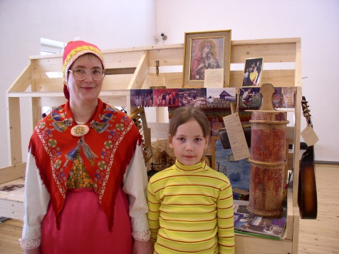 Ludmila and Anni